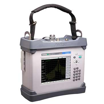 Anritsu MW82119B passive intermodulation analyzer / tester
