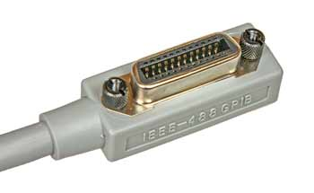 GPIB / IEEE 488 connector - Type 57 connector