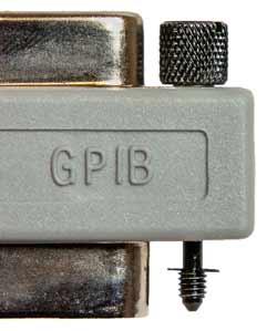 GPIB / IEEE 488 connector screwlocks