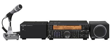 Amateur radio HF transceiver