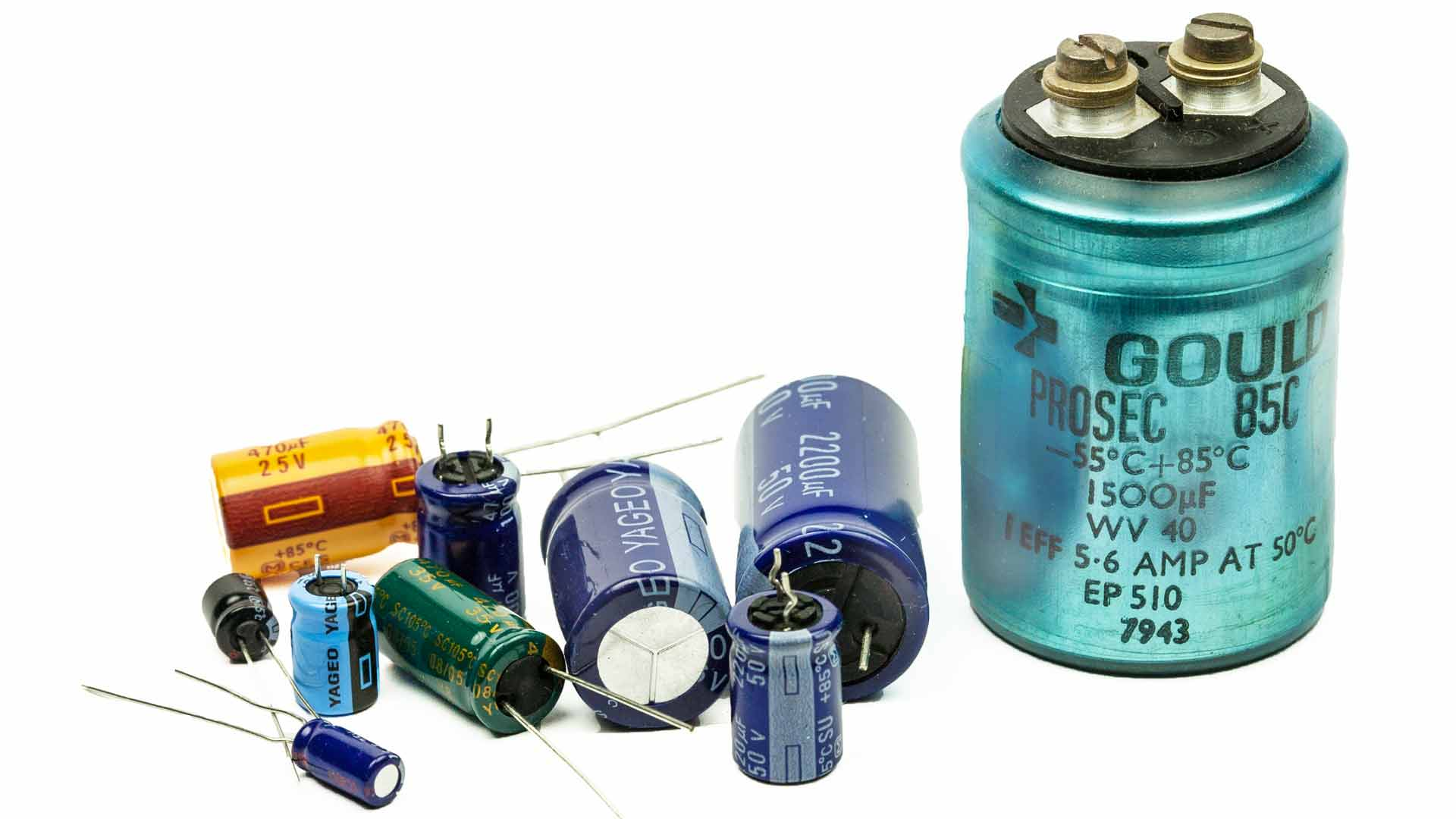 electrolytic capacitor aluminium electrolytic electronics notesElectrolytic Capacitors Picture Of Good Electronic Circuit #2