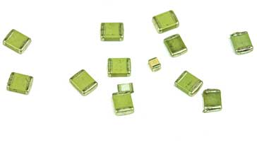SMD ceramic capacitor selection