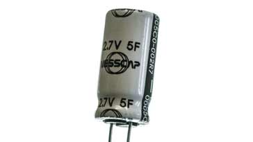 Super capacitor or supercap