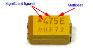 Capacitor Codes & Markings | Electronics Notes