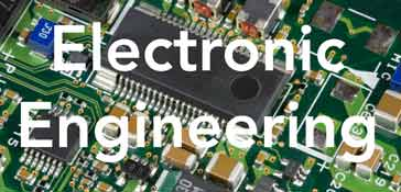 Electronic engineering can take many forms and provide an excellent career with many good prospects.