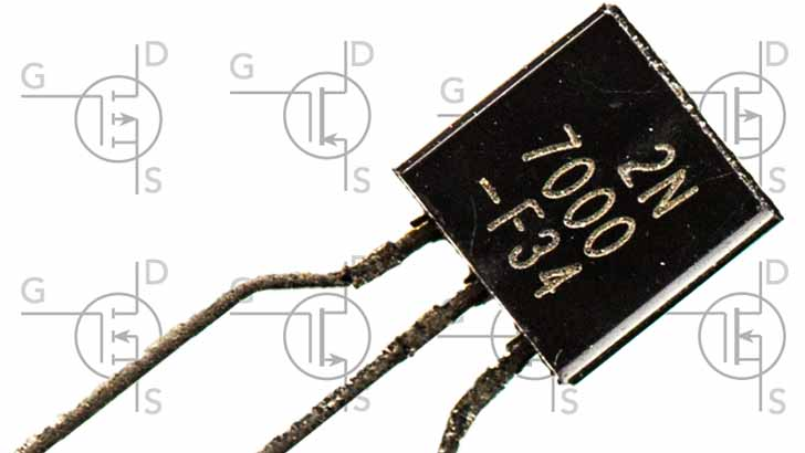 MOSFET - Metal Oxide Semiconductor Field Effect Transistor