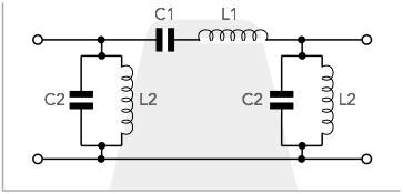 Simple LC Bandp Filter Circuit Design & Calculations ... on