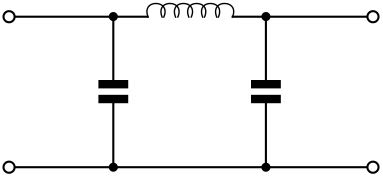 High & Low Pass LC RF Filter Design | Electronics Notes