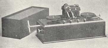 An image of an Marconi magnetic detector