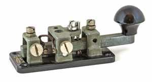 Morse Key History | Telegraph Keys | Electronics Notes