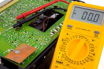 Multimeter Transistor Circuit Test | Fault Finding | Electronics Notes