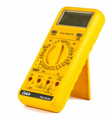 Digital multimeter, DMM or Test Meter