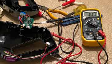 How to Measure Voltage with a Multimeter | Electronics Notes