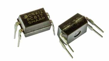 Dual in line optocoupler