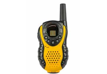 PMR446 radios are cheap, small and easy to use