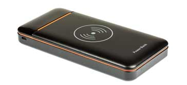Wireless charging power bank - many are quite large
