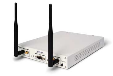 Example of a software defined radio