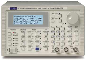 Typical function generator