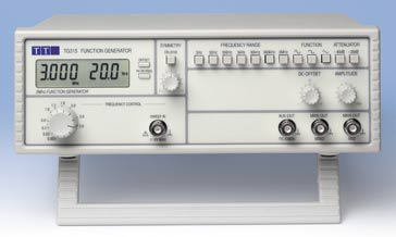 Typical function generator form of signal generator