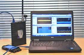 USB Spectrum Analyzer   Electronics Notes