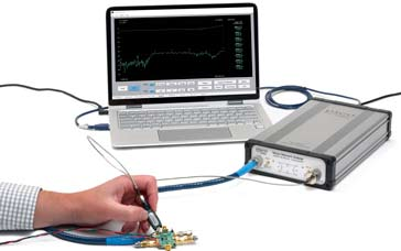 What is a Vector Network Analyzer, VNA » Electronics Notes